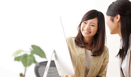 ITサポートスタッフのイメージ写真